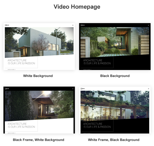 Archits Architecture Amp Design Html Template Business