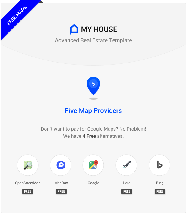My House – Advanced Real Estate Template | MasterTemplate